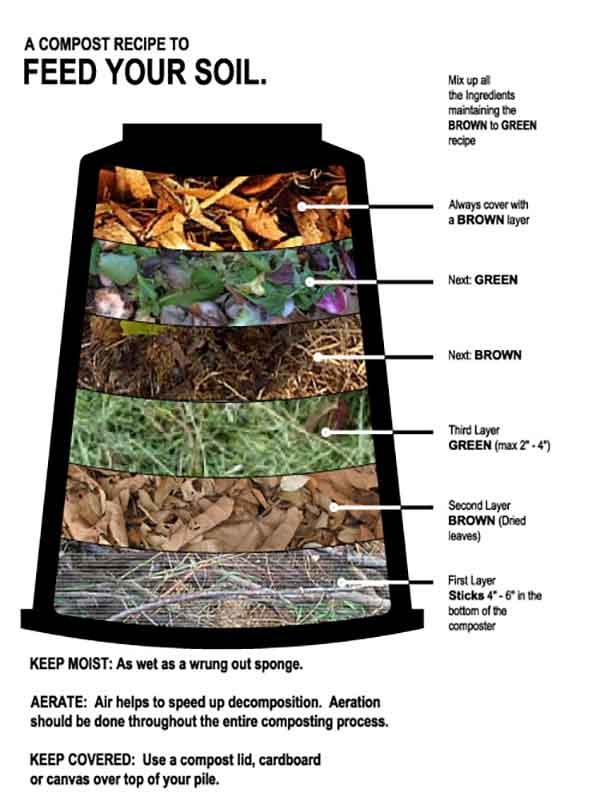 Getting Started Composting