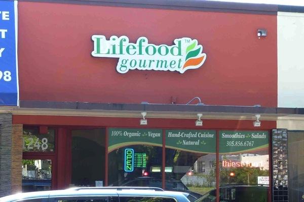Lifefood gourmet miami