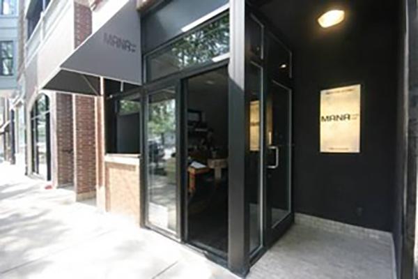 Mana Food Bar Vegan Restaurant Chicago