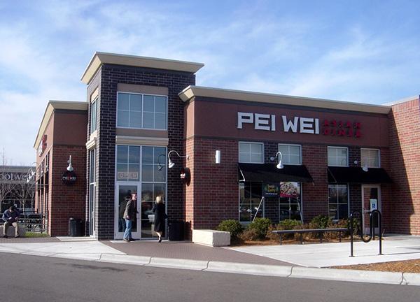 Pei Wei Vegan Options