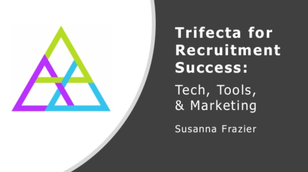 [Keynote] Sourcing Summit, Trifecta for Recruitment Success