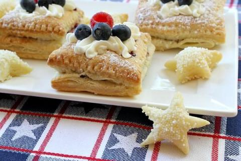 Patriotic-Red-White-and-Blue-Pastries