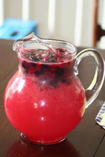 berry limeade ohsweetbasil.com