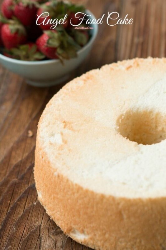 The best angel food cake recipe and our secrets to amazing strawberry shortcake ohsweetbasil.com