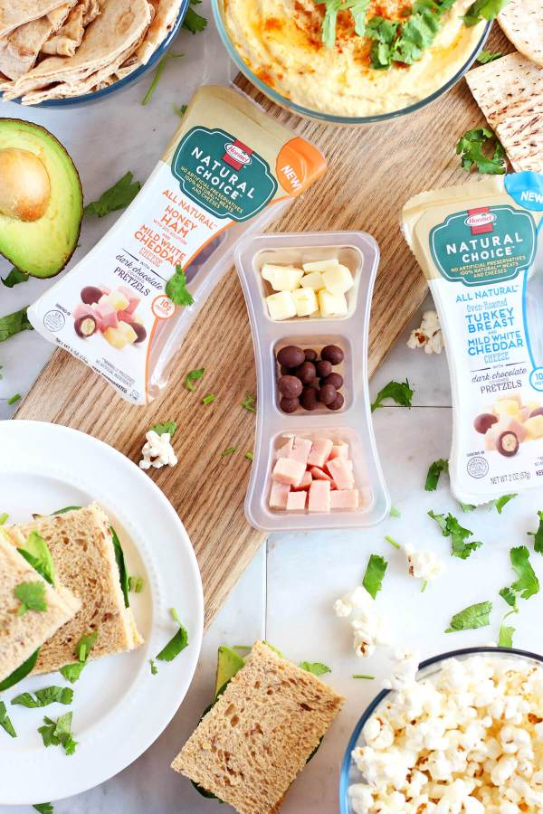 Healthy Game Day Snack Ideas - healthy, delicious snacks for the entire family this football season!