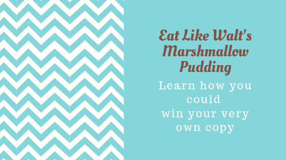Eat Like Walt's Marshmallow Pudding