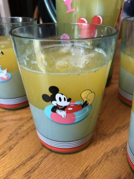 Disney Recipe: Tahitian Terrace Punch