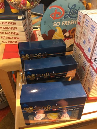 D-Lish Disney brand products