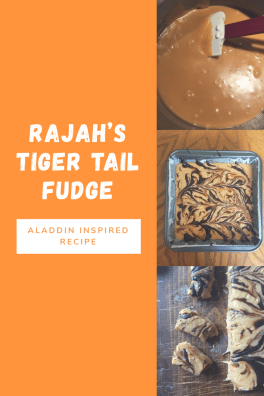 Pin : Rajah's Tiger Tail Fudge Recipe