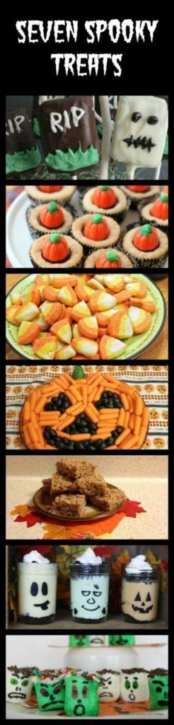 Tasty Treats for Halloween