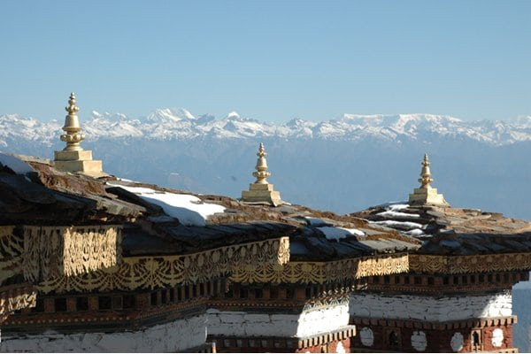 Bhutan A 5 Star Hike In The Himalayas Oh The People
