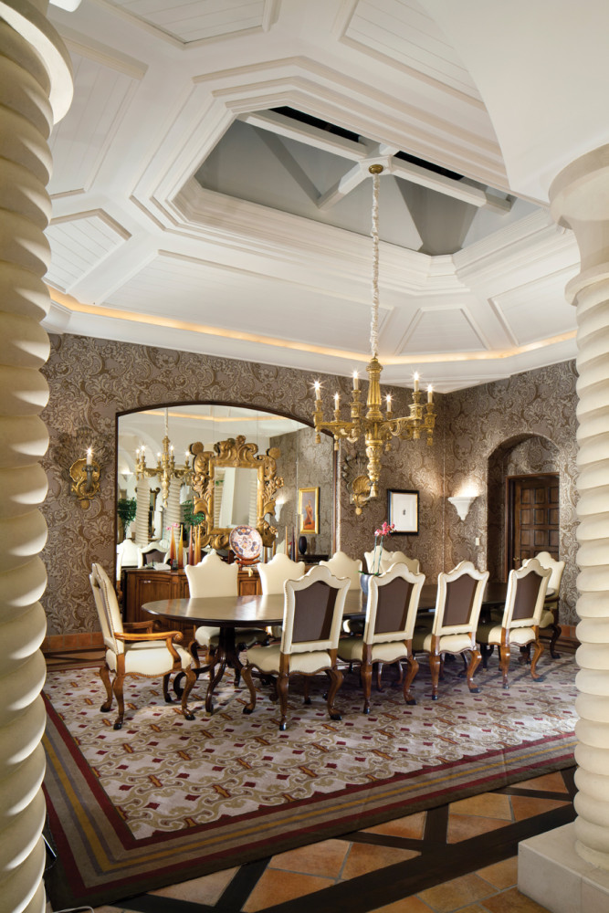 Mary Gostelows Hotel Of The Week The Mansion At MGM