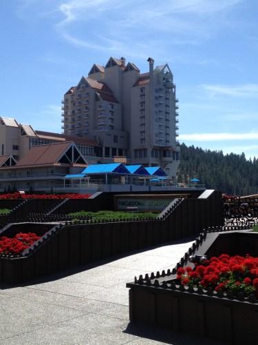 The Coeur d'Alene Resort