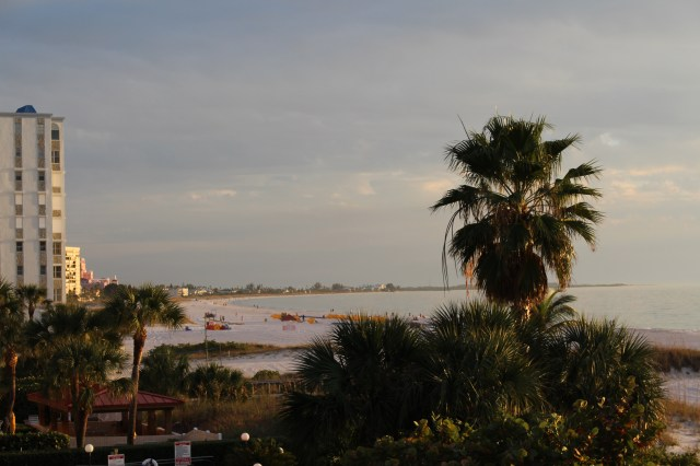 Just another winter's day on St. Pete Beach!!