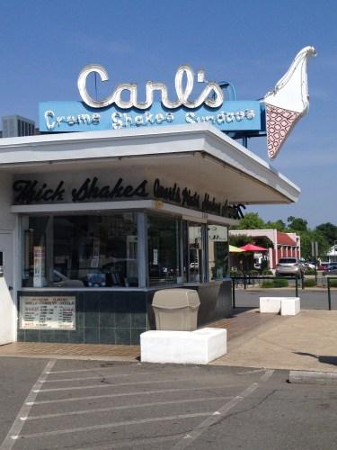 Carl's Diner, Fredericksburg, VA