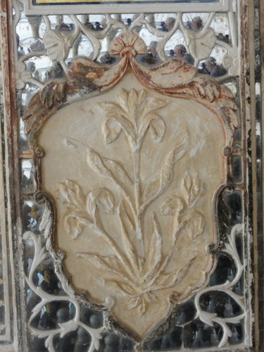 Relief at Amber Fort, Jaipur