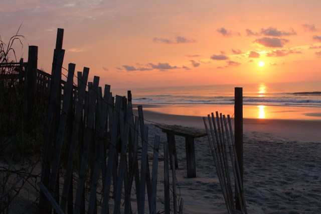 Fences at the South End, Pawleys Island