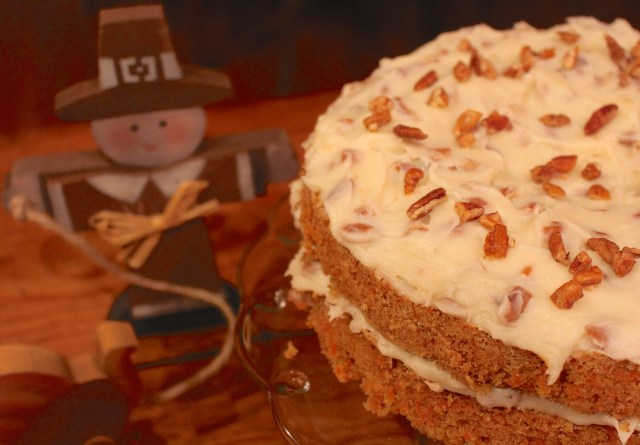 Carrot Cake from Joy McCabe