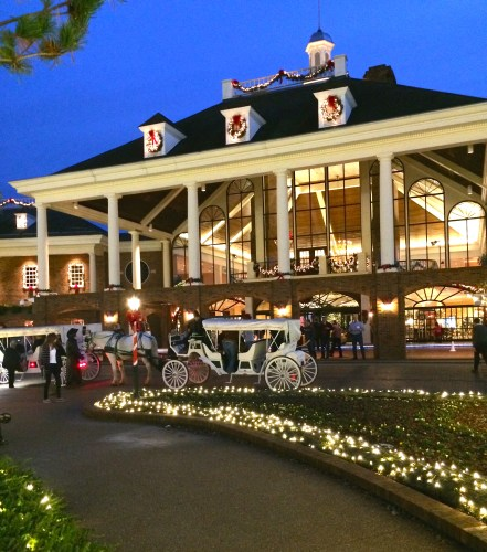 Magnolia Entrance -- Gaylord Opryland Hotel, Nashville, TN