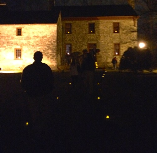 Candlelight Tour of Ramsey House