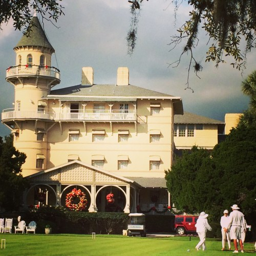 The Jekyll Island Club, Jekyll Island, Georgia