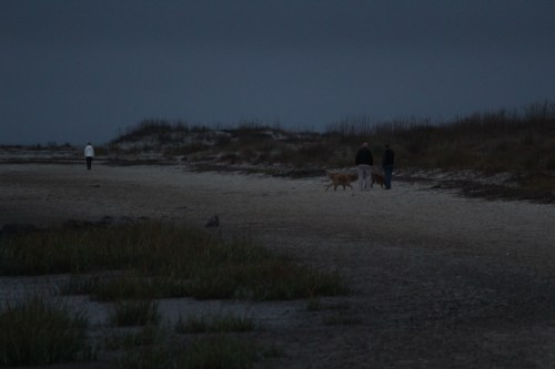 Pre-dawn visit to Gould's Inlet, St. Simons Island