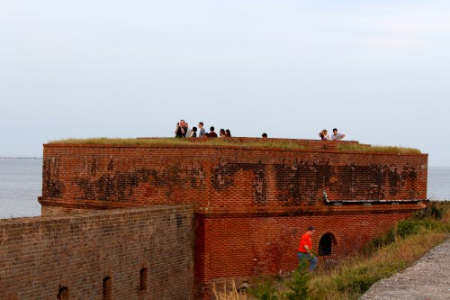 Fort Clinch at Fernandina Beach