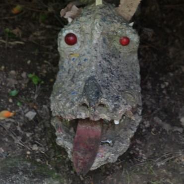 Dragon head, Ave Maria Grotto