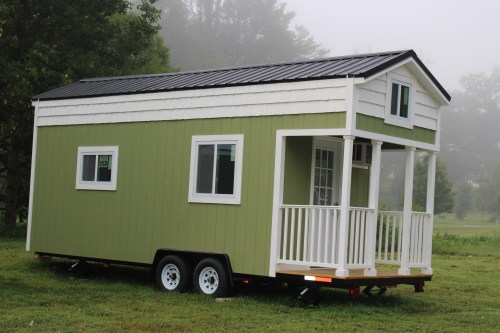 Portable tiny house -- Village of Wildflowers
