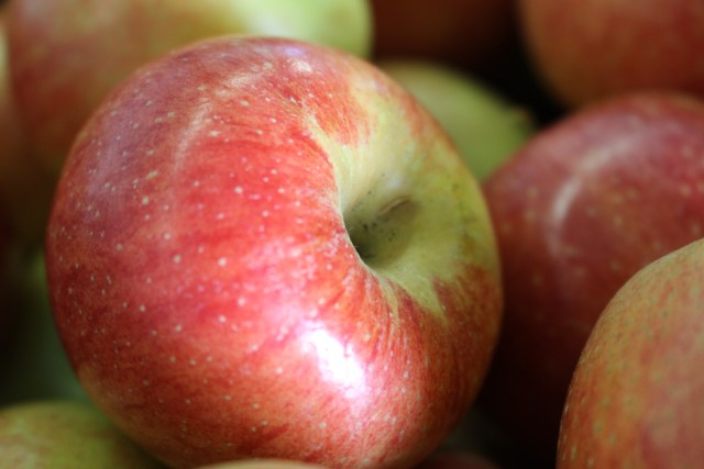 Plain and simply the best: apples!