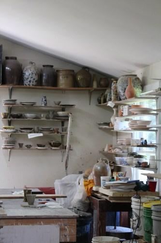 Inside Michael Kline's workshop
