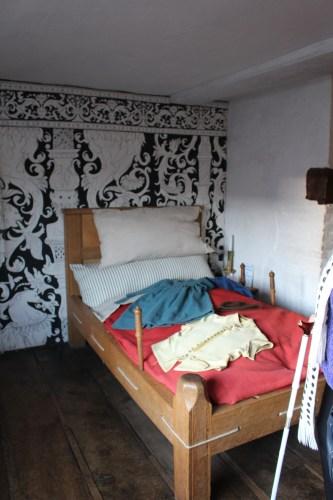Boys' bedroom, Shakespeare's Birthplace