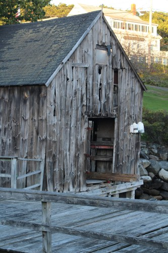 Been there, seen that: New Harbor, Maine
