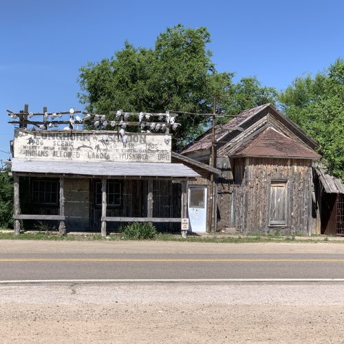 Saloon in Scenic, South Dakota