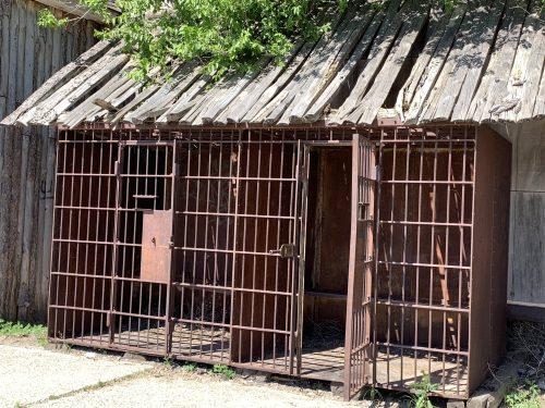 The Jail in Scenic, South Dakota