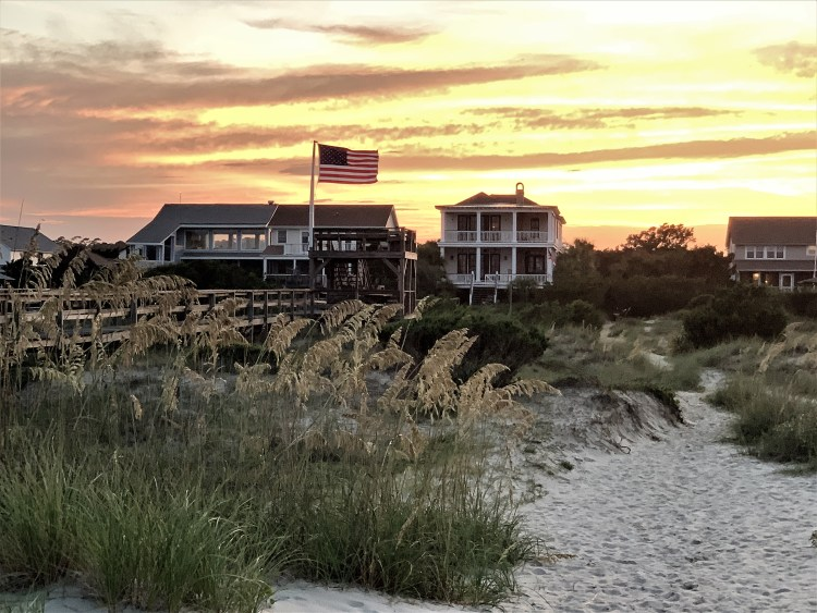 Shell Road access, North End Pawleys Island SC