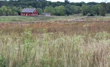 Gettysburg home and farmland