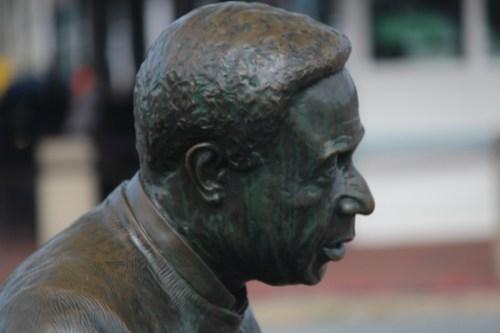 Alex Haley, Kunta Kinte memorial, Annapolis