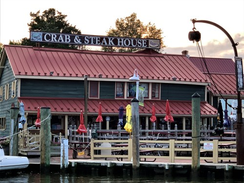 St Michaels Crab and Steak House