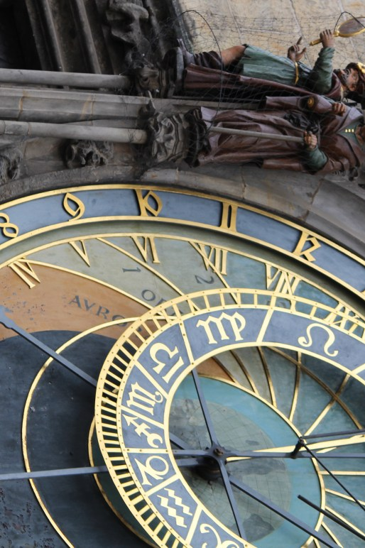 Astronomical Clock faces, Prague
