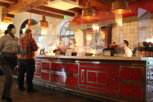 Restaurant in The Cloister