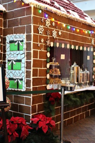 Gingerbread House, The Cloister at Sea Island