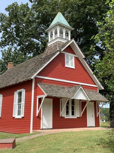 Longwood School, Talbot Co., MD