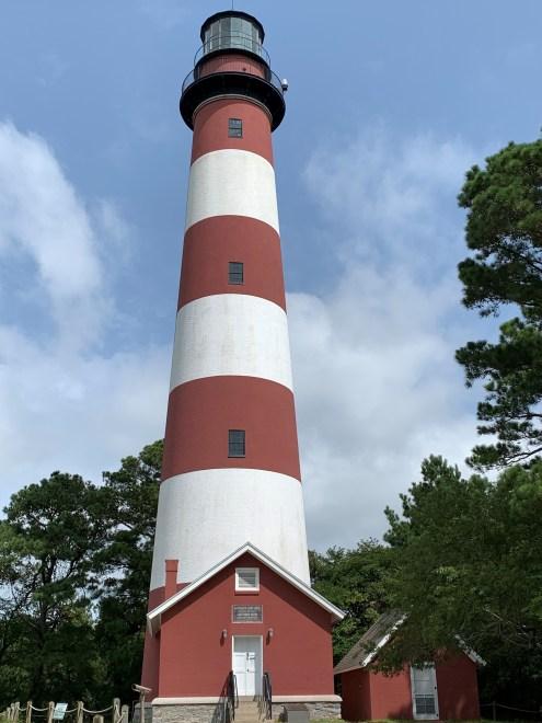 Assateague Lighthouse, Assateague, VA