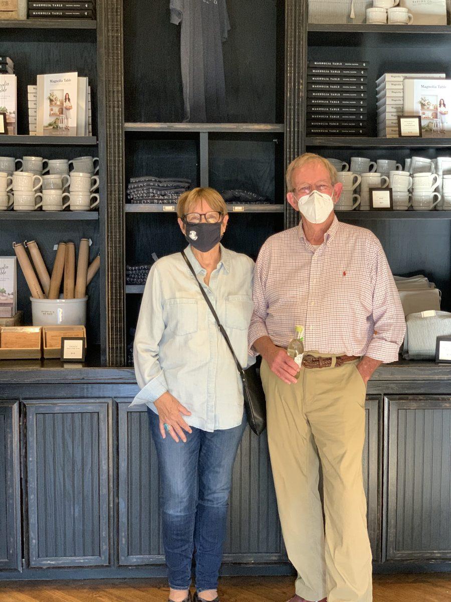Sams at Silos Baking Co, Waco, TX