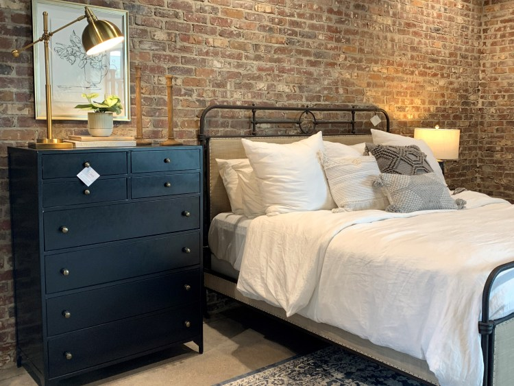 Bedroom accessories, Magnolia Home, Waco, TX