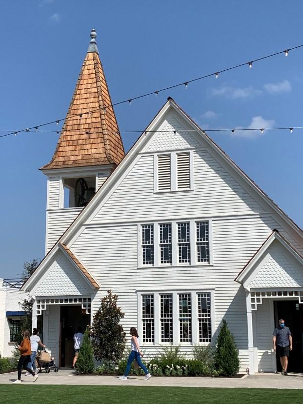 The Old Church, Magnolia markets, Waco, TX