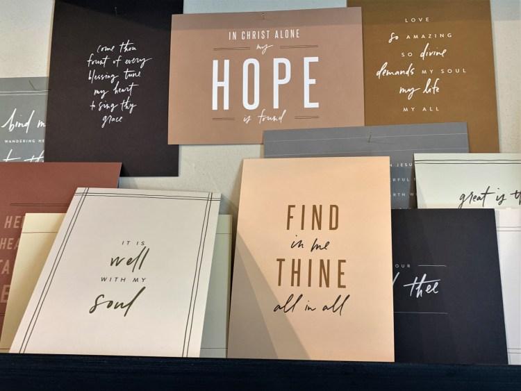 Inspirational signs, Magnolia shops, Waco, TX