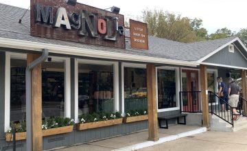 Little Shop on Bosque, Waco, TX -- Chip & Joanna Gaines