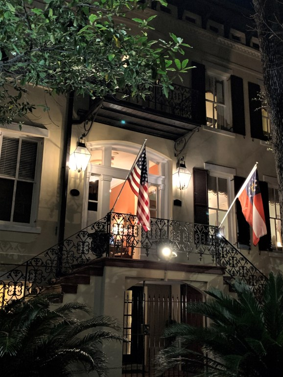 Eliza Thompson House, Savannah, GA
